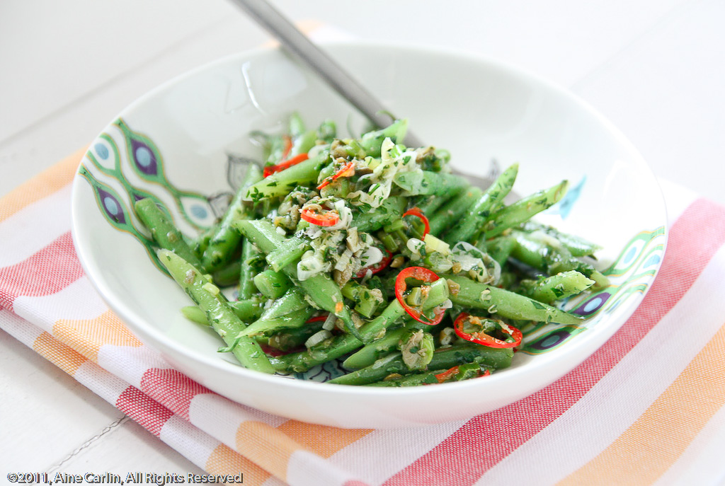 String Bean Salad - 2 Pts Recipe — Dishmaps